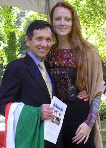 Dennis & Elizabeth Kucinich