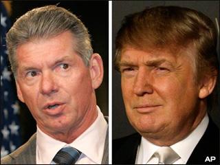 McMahon - Trump