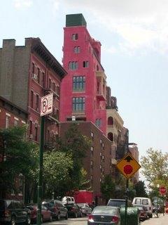 Julian Schnabel's Pink Palazzo
