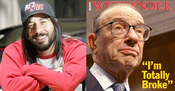 Daniel Sadek - Alan Greenspan